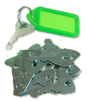 Treasure Chest Keys